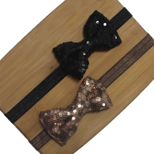 Sequince bow headband
